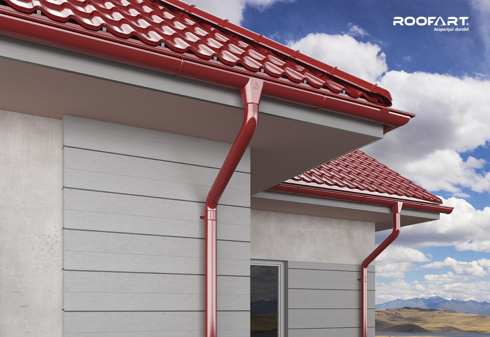 Sistem complet RoofArt - ROOFART