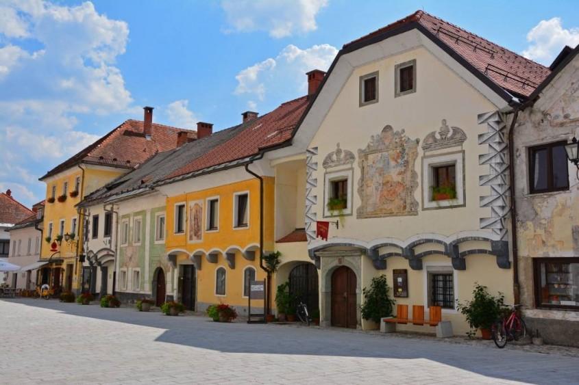 Radovljica - 10 orase medievale din Europa ce par desprinse din basme