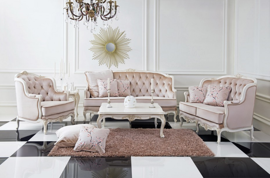 Mobilier sufragerii - Colectia Dolce Rosa - Mobilier sufragerii - Colectia Dolce Rosa