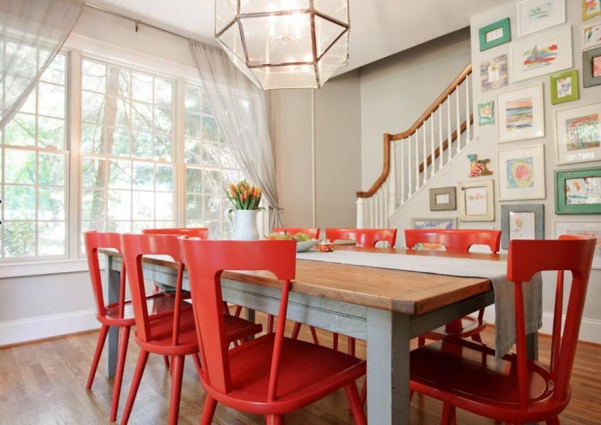 De ce să alegi scaune roșii pentru acasă - De ce să alegi scaune roșii pentru