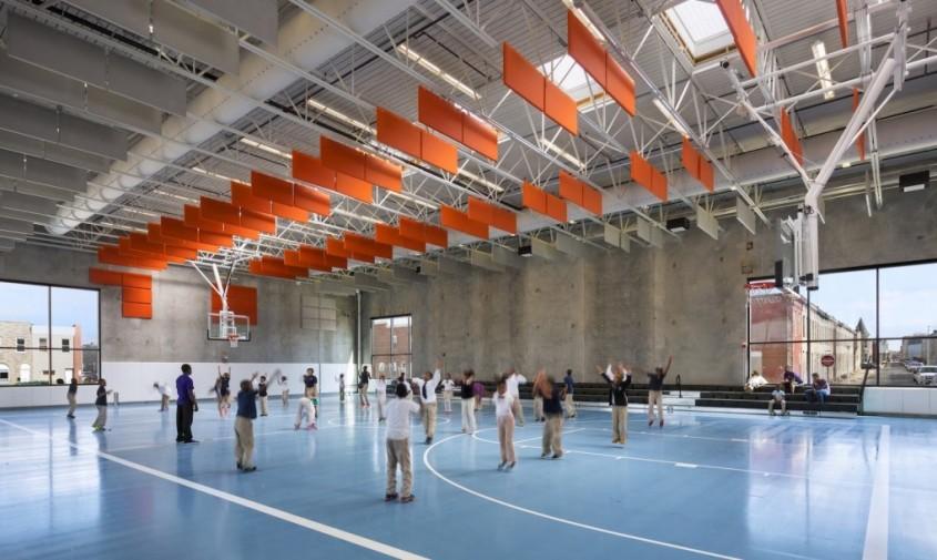 Scoala Henderson-Hopkins - O scoala eficienta poate fi un simbol de speranta pentru o comunitate saraca