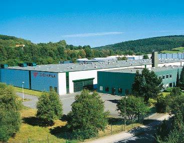 Fabrica 2: Productie cu centru logistic - SCHELL GMBH & Co. KG Armaturentechnologie