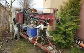 Tipfor SRL Timisoara executa foraje puturi de apa in locuri stramte si greu accesibile Oferim protectie