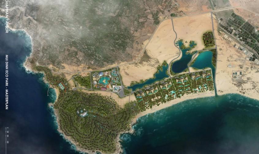 Un resort ecologic urmează să înfrumusețeze plajele din Vietnam0 - Un resort ecologic urmează să înfrumusețeze