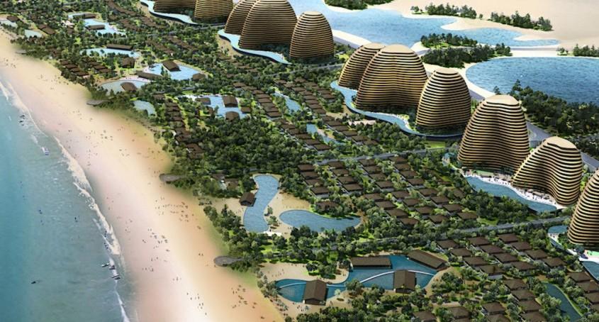 Un resort ecologic urmează să înfrumusețeze plajele din Vietnam - Un resort ecologic urmează să înfrumusețeze