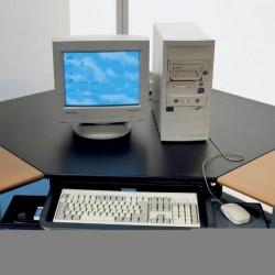 Tavita pentru tastatura - 90350  - Managementul cablurilor