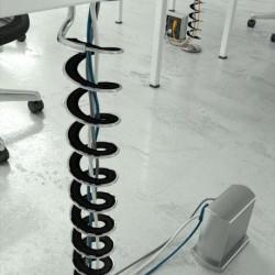 Structura de izolare - Helix  - Managementul cablurilor