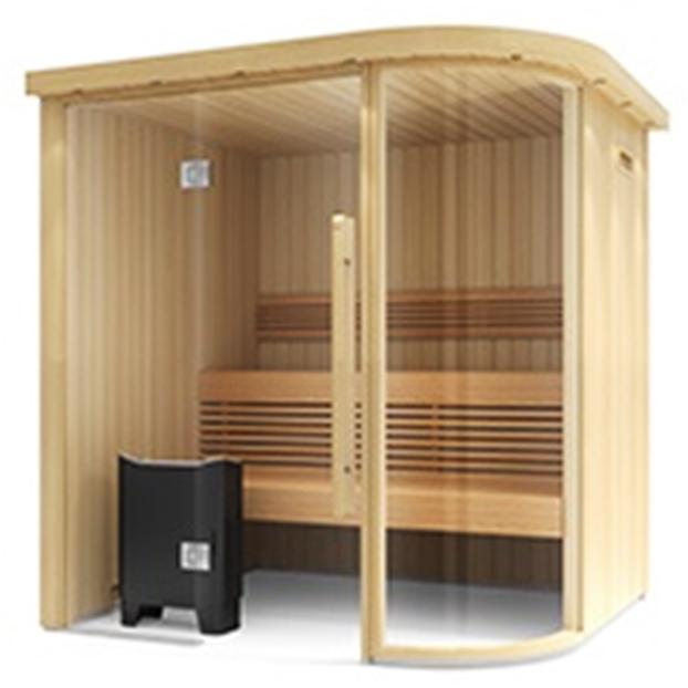 Noua sauna din gama HARMONY - Noua saună din gama HARMONY
