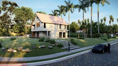 Proiect casa - Proiecte realizate de STUDIO OFFICE KOLECTIV