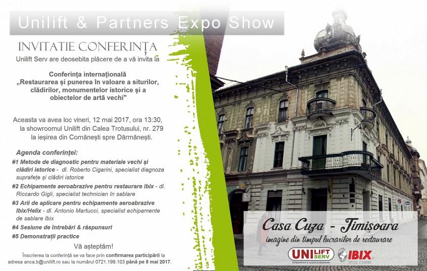 Unilift & Partners Expo-Show - Unilift & Partners Expo-Show