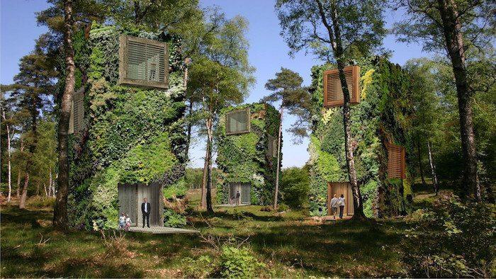 OAS1S - un concept unic pentru viitorul traiului urban verde - OAS1S - un concept unic