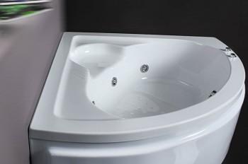 Cada de baie pe colt Laura  - Cazi de baie