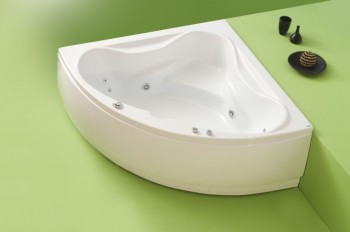 Cada de baie pe colt Venus - Cazi de baie