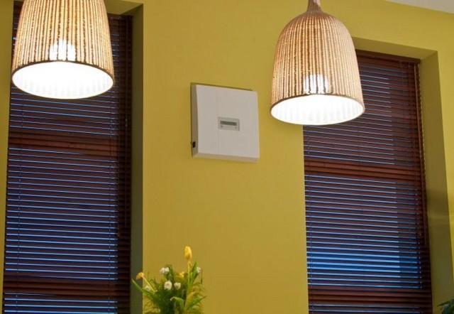 Sistem de ventilatie cu recuperator de caldura Meltem M-WRG instalat - Ventilatie cu recuperare de caldura