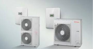 Pompe de caldura aer-apa cu Hydrobox - Pompe de caldura aer-apa cu Hydrobox
