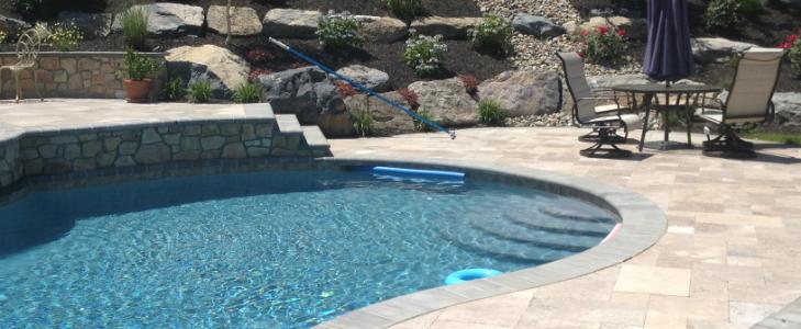 Piatra naturala pentru piscina - Piatra naturala pentru piscina