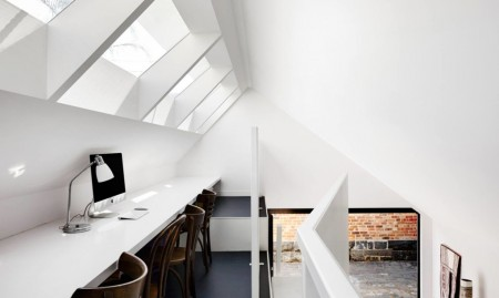 Casa Alfred - Reamenajarea casei pentru a beneficia de mai multa lumina naturala si de intimitate