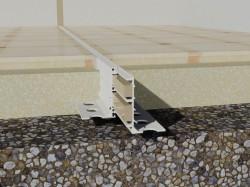 Profil de dilatatie Hidroplasto 490/AL - Limitatori de suprafata
