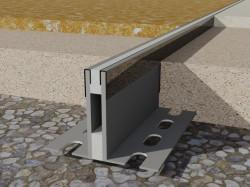 Profil de dilatatie Hidroplasto 495/P-(VA) - Limitatori de suprafata