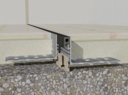 Profil de dilatatie Hidroplasto 497/AL & 497/ALE - Limitatori de suprafata