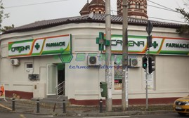 Termoizolatie pereti exteriori Farmacia Catena - Plevnei - Termoizolatii cu spuma poliuretanica rigida