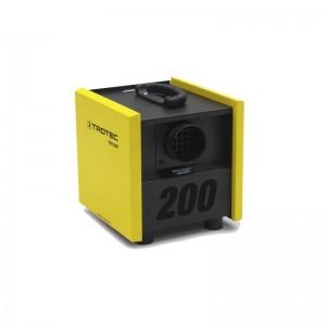 Dezumidificator profesional cu absorbtie - TTR 200 - Dezumidificatoare profesionale - TROTEC