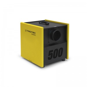 Dezumidificator profesional cu absorbtie - TTR 500 D - Dezumidificatoare profesionale - TROTEC