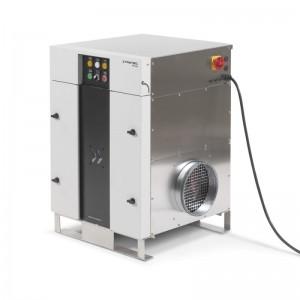 Dezumidificator profesional cu absorbtie - TTR 1400 - Dezumidificatoare profesionale - TROTEC