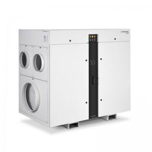 Dezumidificator profesional cu absorbtie - TTR 8200 - Dezumidificatoare profesionale - TROTEC