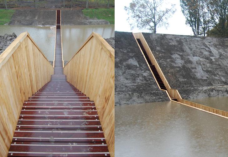 Podul Moise din Olanda - Podul Moise din Olanda