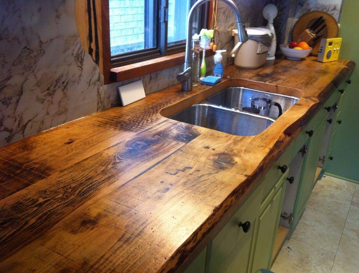 Din ce material alegi blatul de bucătărie Piatră naturală sau lemn? - Din ce material alegi