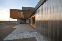 House C  - Utilizari Panouri din lemn pentru placari
