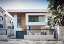 Casa Sandu Aldea - Utilizari Panouri din lemn pentru placari
