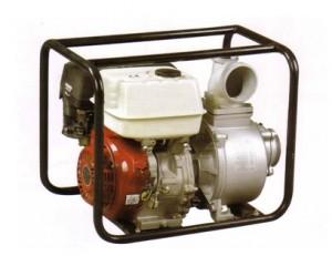 Motopompa pentru ape semiuzate - WTH40 - Pompe submersibile-ape murdare