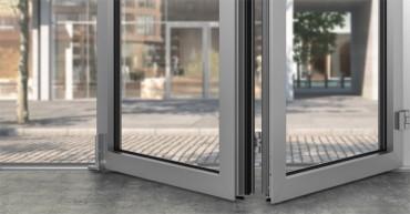 Roto Patio Fold - Feronerie premium pentru sisteme armonice-culisante ample  - Mecanisme pentru ferestre culisante din aluminiu