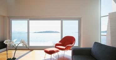 Roto Patio Lift - Feroneria standard pentru usi culisante cu ridicare de dimensiuni mari - Mecanisme pentru ferestre culisante din aluminiu