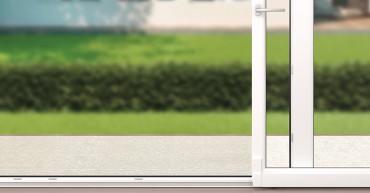 Feronerie universala pentru minimum de efort la sistemele culisante in plan paralel si batant-culisante Roto Patio Alversa - Mecanisme pentru ferestre culisante din aluminiu