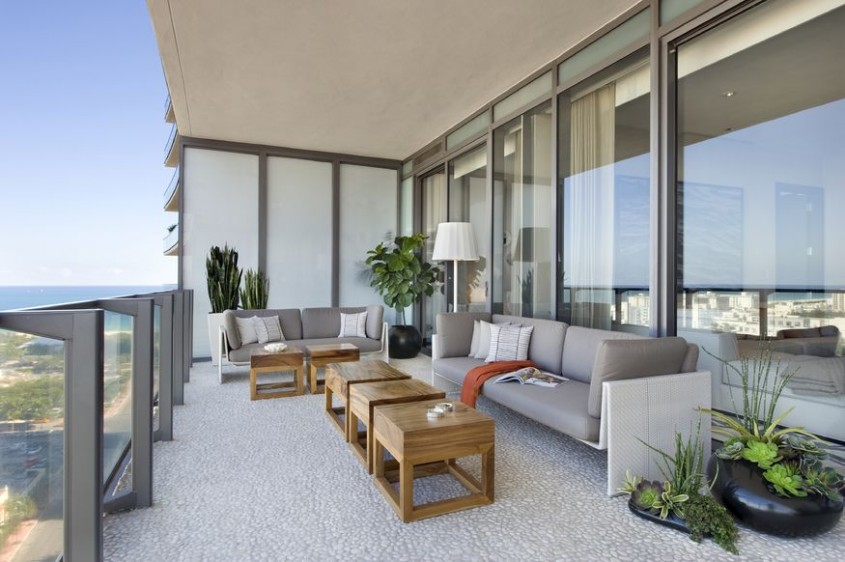 Idei pentru finisarea pardoselii unui balcon - Idei pentru finisarea pardoselii unui balcon