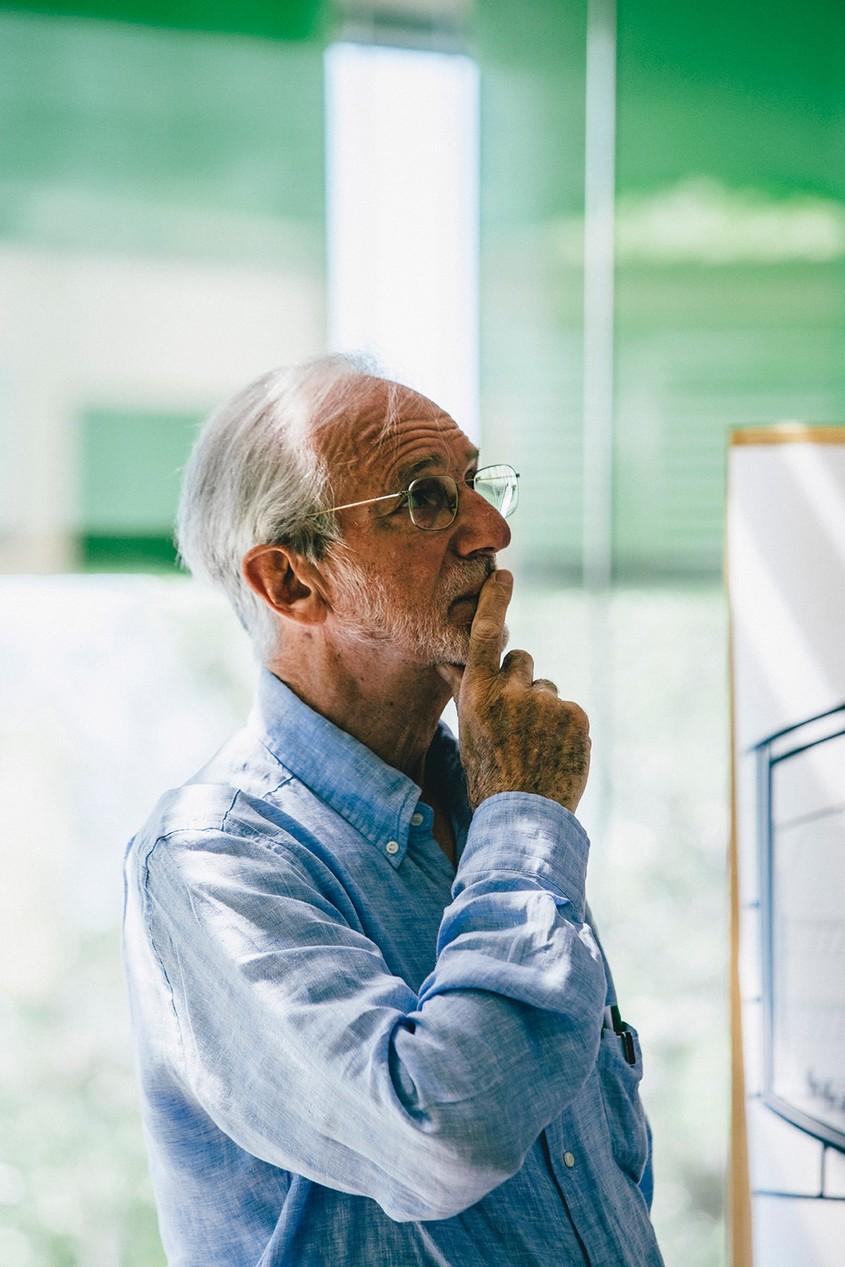 Clădirile transparente sunt mai sigure spune arhitectul Renzo Piano - Clădirile transparente sunt mai sigure spune