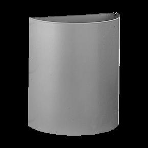 Cos de gunoi de perete din otel inox - SLZN 22 - Cosuri de gunoi