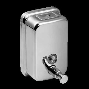 Dozator de sapun lichid din otel inox - SLZN 05 - Dozatoare de sapun si dezinfectant