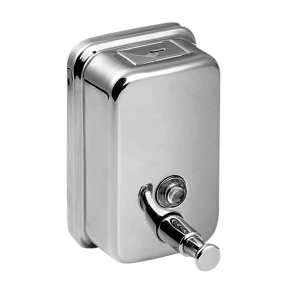 Dozator de sapun lichid din otel inox - SLZN 07 - Dozatoare de sapun si dezinfectant