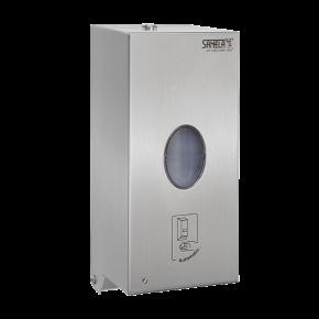 Dozator de sapun lichid si dezinfectant din otel inox automat - SLZN 71E - Dozatoare de sapun si dezinfectant