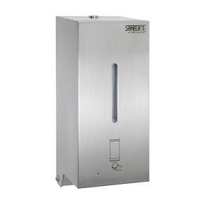 Dozator de sapun spuma din otel inox automat - SLZN 72E - Dozatoare de sapun si dezinfectant