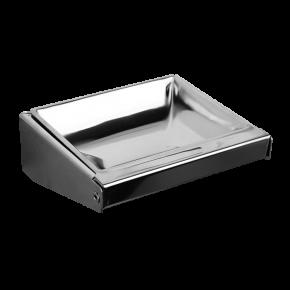 Sapuniera din otel inox - SLZN 58 - Dozatoare de sapun si dezinfectant