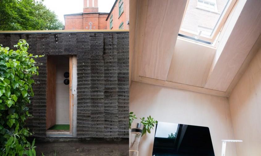 """Mission Control - O clădire """"păroasă"""" ce dovedește nonconformismul în arhitectură"""