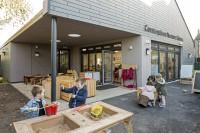 EQUITONE LINEA, Costorphine Nursery School, UK - Proiecte EQUITONE linea