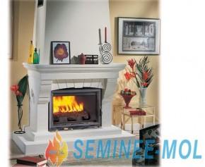Semineu clasic de perete - Beaucourt - Seminee clasice