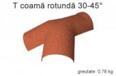 t coama rotunda 30-45 grade - Accesorii pentru acoperis