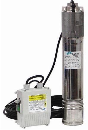 Pompa submersibila multietajata pentru ape curate - Pompa submersibila multietajata pentru ape curate